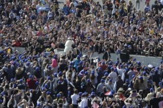Pope Francis Jubilee Audience: Mercy and reconciliation