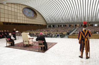 Pope Francis General Audience: Mercy as the instrument of Communion