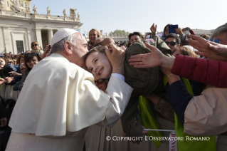 Pope Francis General Audience: The Gospel of Mercy
