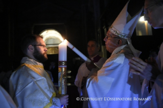 Homily of his Holiness Pope Francis: easter Vigil in the Holy Night