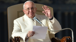 Pope Francis General Audience:  The Jubilee in the Bible. Justice and sharing