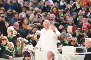Pope Francis Jubilee Audience: Mercy and mission