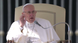 Pope Francis: General Audience: Mercy and consolation
