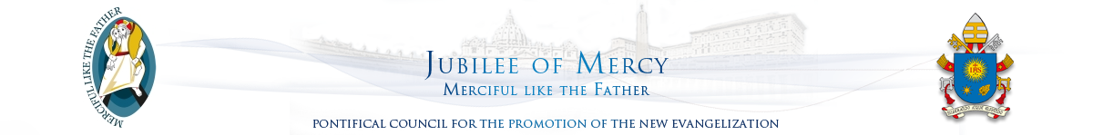 Jubilee of Mercy - Home