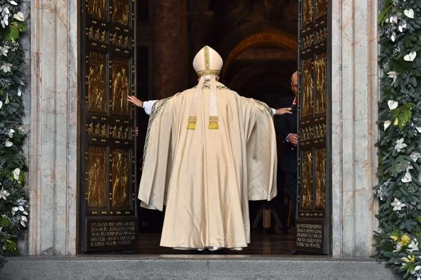 VATICAN-JUBILEE-HOLY YEAR