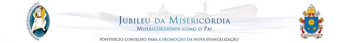 Jubileu da Misericórdia - Home